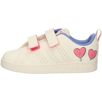 Chaussures Fille Baskets basses adidas Originals DB1935 Sneakers Enfant Blanc Blanc