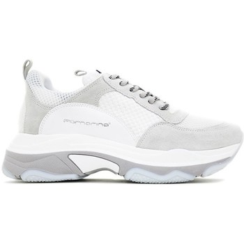 Chaussures Femme Baskets basses Fornarina SUPER WHITE blanc