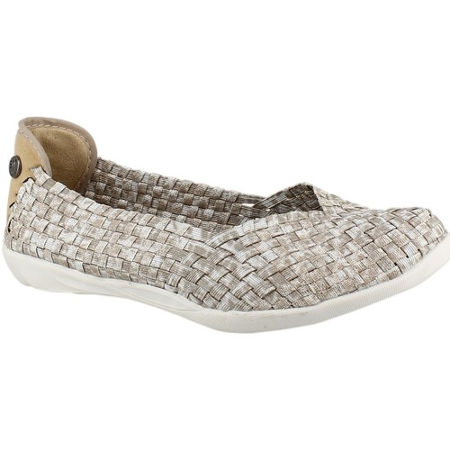 Chaussures Bernie Mev beiges Casual femme ws414pTMrZ