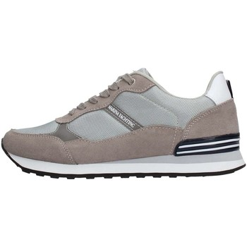 Chaussures Homme Baskets basses Marina Yachting Marina Yachting  181.M.655 Sneaker Homme Gris Gris