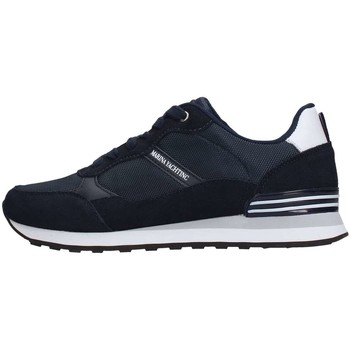 Chaussures Homme Baskets basses Marina Yachting Marina Yachting  181.M.655 Sneaker Homme Bleu Bleu