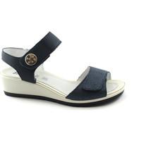 Chaussures Femme Sandales et Nu-pieds Enval ENV-E18-1281611-BL Blu
