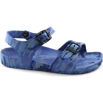 Chaussures Enfant Sandales et Nu-pieds Grunland GRU-CCC-SA1462-MB Verde