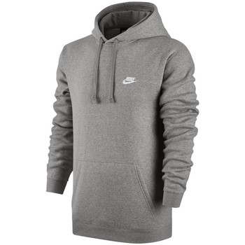 Vêtements Homme Sweats Nike M Nsw Hoodie Club Grey Gris