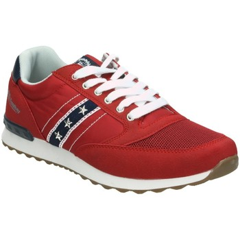 Chaussures Homme Baskets basses Xti 48039 ROUGE