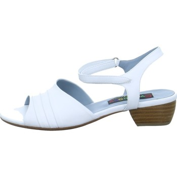 Chaussures Femme Sandales et Nu-pieds Everybody 20891 Blanc