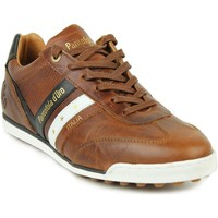 Chaussures Homme Baskets basses Pantofola D'oro Homme pantofola d'oro sneakers cuir marron Marron