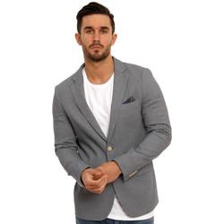 Vêtements Homme Vestes / Blazers Scotch & Soda 130760 Bleu