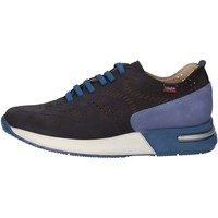 Chaussures Homme Baskets basses CallagHan 91306 Sneakers Homme bleu
