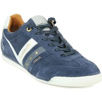 Chaussures Homme Baskets basses Pantofola D'oro Homme pantofola d'oro sneakers velours bleu bleu