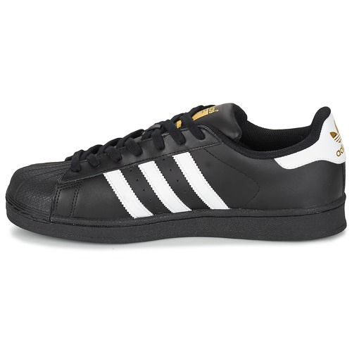 Baskets Basses Foundatio Superstar BlancNoir Adidas Originals RjSc54A3Lq