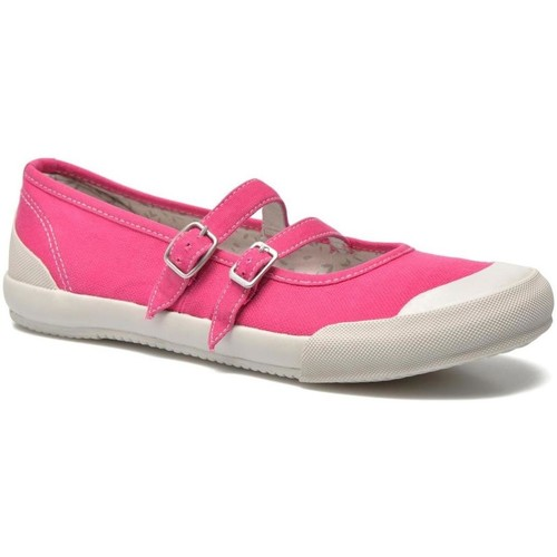 TBS olanno rose - Chaussures Ballerines Femme