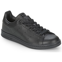 buy online 559b1 0190e Chaussures Baskets basses adidas Originals STAN SMITH Noir