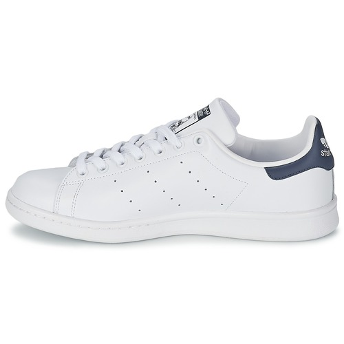 BlancBleu Adidas Basses Originals Baskets Smith Stan FTl5u13KJc