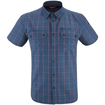 Vêtements Homme Chemises manches courtes Lafuma Rambler Shirt Orange