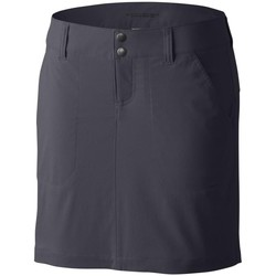 Vêtements Femme Jupes Columbia W Saturday Trail Skort Gris fonce