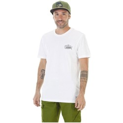 Vêtements Homme T-shirts & Polos Picture Organic Clothing Philbrook Blanc