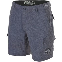 Vêtements Shorts / Bermudas Picture Organic Clothing Streety 19 Gris fonce
