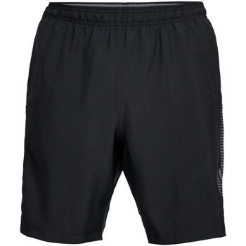 Vêtements Homme Shorts / Bermudas Under Armour Short  Woven Graphic - Ref. 1309651-001 Noir