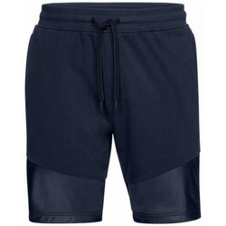 Vêtements Homme Shorts / Bermudas Under Armour Short  Threadborne Terry - Ref. 1306477-408 Bleu