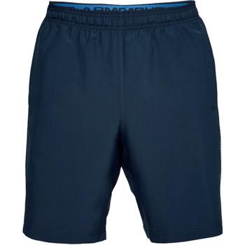 Vêtements Homme Shorts / Bermudas Under Armour Short  Woven Graphic - Ref. 1309651-408 Bleu