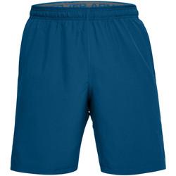 Vêtements Homme Shorts / Bermudas Under Armour Short  Woven Graphic - Ref. 1309651-487 Bleu