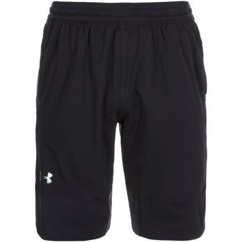 Vêtements Homme Shorts / Bermudas Under Armour Short  Threadborne Vanish Fitted - Ref. 1309342-001 Noir