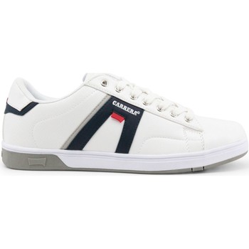 Chaussures Homme Baskets mode Carrera - Sneakers Play LTH - Blanc Blanc