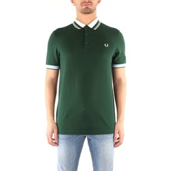 Vêtements Homme Polos manches courtes Fred Perry M3503 T-shirt Homme ivy ivy