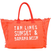 Sacs Sacs Banana Moon Sac de plage  Washly Tans Orange ORANGE