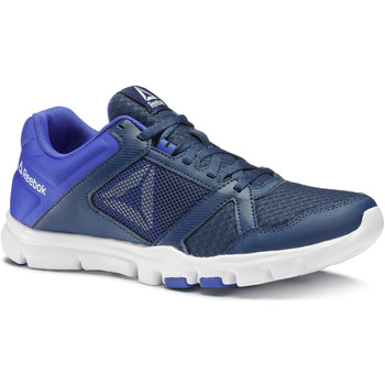 Chaussures Homme Fitness / Training Reebok Sport Yourflex Train 10 MT Blanc