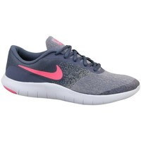 Chaussures Enfant Baskets basses Nike Flex Contact GS Gris