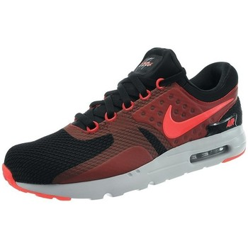 Chaussures Homme Baskets basses Nike Air Max Zero Essential Noir-Rouge