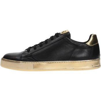 Chaussures Homme Baskets basses Botticelli LU32527 Sneakers Homme BLACK/GOLD BLACK/GOLD