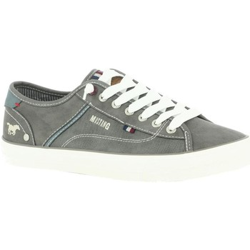 Chaussures Homme Baskets basses Mustang 4127-301 gris