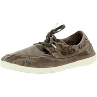 Chaussures Homme Chaussures bateau Natural World 303 beige