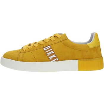 Chaussures Femme Baskets basses Bikkembergs BKW10200 Sneakers Femme YELLOW YELLOW