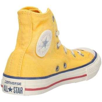 Chaussures Garçon Baskets montantes Converse 661014C Jaune