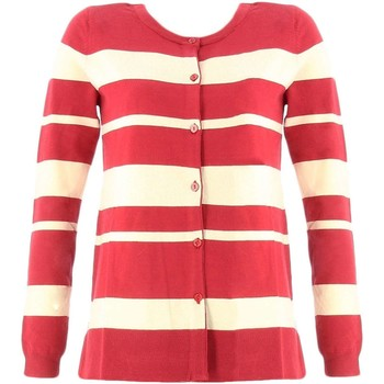 Vêtements Femme Gilets / Cardigans My Twin By Twin Set JA73DA pull-over Femme Rouge Rouge