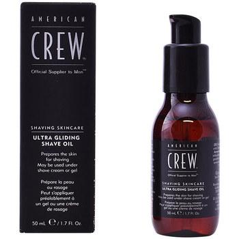 Beauté Homme Soins de la barbe American Crew Shaving Skin Care Ultra Gliding Shave Oil