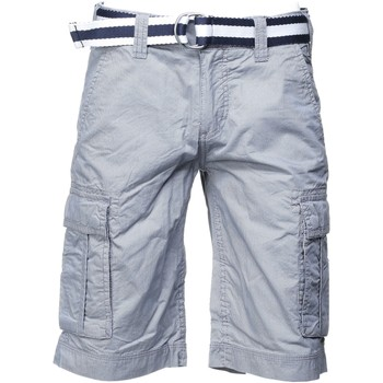 Vêtements Garçon Shorts / Bermudas Teddy Smith Sytro 3 E18 60405405d Bleu