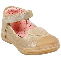 Chaussures Fille Baskets mode Mod'8 Mod8 Babies Kassy Or Doré