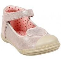 Chaussures Fille Baskets mode Mod'8 Mod8 Babies Kassy Rose Rose