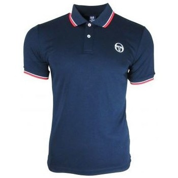 Vêtements Homme Polos manches courtes Sergio Tacchini Polo Reed Sergio  pour homme Marine
