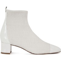 Chaussures Femme Bottines Heyraud Bottine Fabienne Blanc