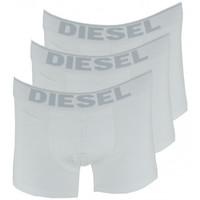 Sous-vêtements Homme Boxers Diesel Pack 3 boxers Blanc