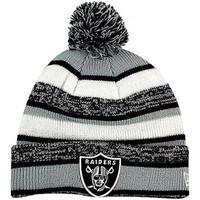 Accessoires textile Homme Bonnets New Era Bonnet  Oakland Raiders - Ref. 11065435 Gris