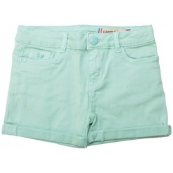Vêtements Fille Shorts / Bermudas Kaporal Short Fille Pina Acqua Sky 19