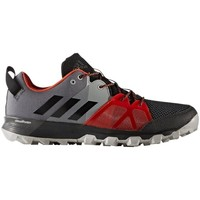 Chaussures Homme Baskets basses adidas Originals Kanadia 81 TR M Gris-Rouge-Noir