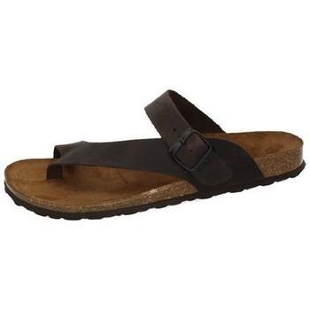 Chaussures Homme Sandales et Nu-pieds Interbios  Marron